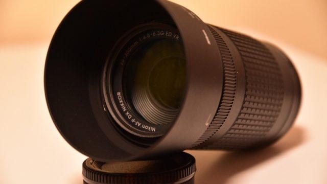 Nikon AF-P DX 70-300mm
