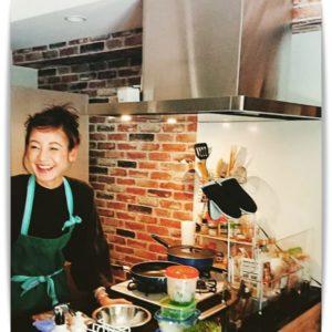 西山茉希とキッチン