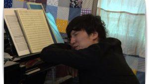 清塚信也とピアノ