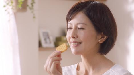沢口靖子とリッツ