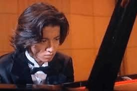 キムタクのピアニスト姿