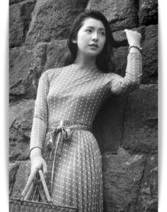 高橋惠子の若い頃