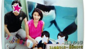 高嶋ちさ子と家族