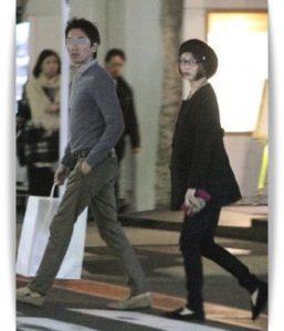 米倉涼子と元旦那