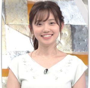 田中瞳アナ