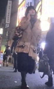 橋本愛 フライデー画像
