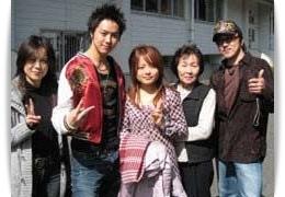 TAKAHIROの家族
