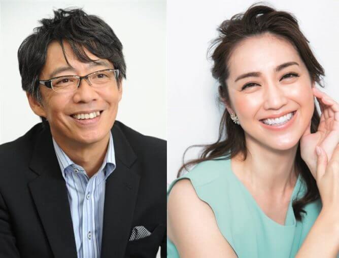 生瀬勝久と嫁の堀本陽子
