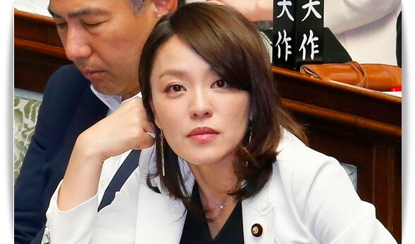 今井絵理子参議院議員