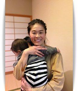 澤穂希の娘画像