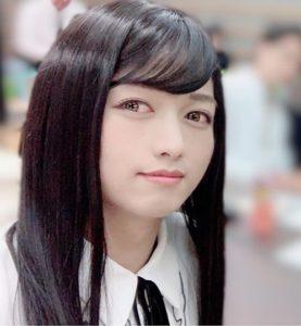 泉クリスの橋本環奈の顔マネ