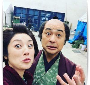 高岡早紀と松尾スズキ