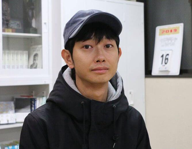 レンタルなんもしない人・森本祥司