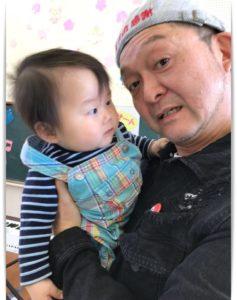 松本隆博と子供