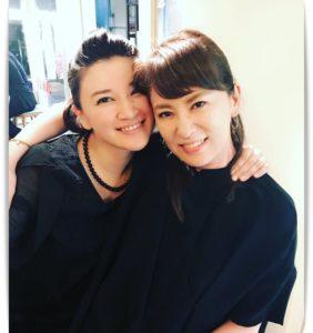 島崎和歌子と鈴木砂羽