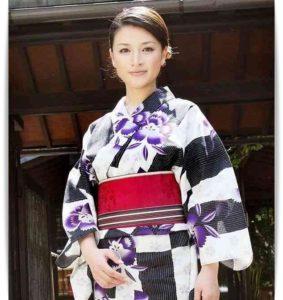 島崎和歌子が美人すぎる和服姿に