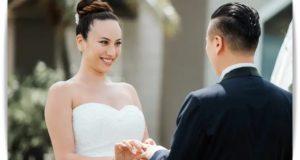 道端アンジェリカの結婚