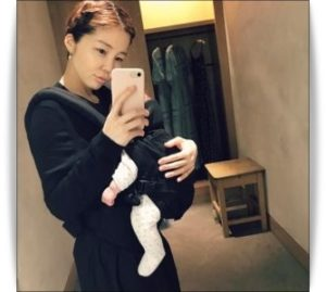 麻生久美子と子供