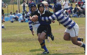 福岡堅樹選手の高校時代