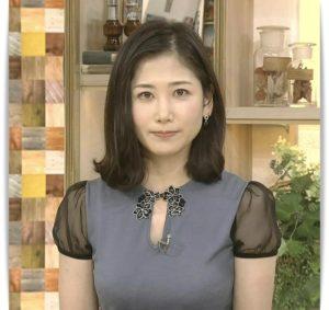 ニュースウォッチ9の桑子真帆アナ