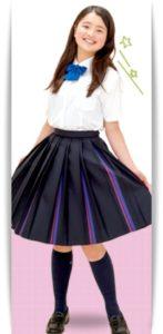 堺リベラル中学校の制服