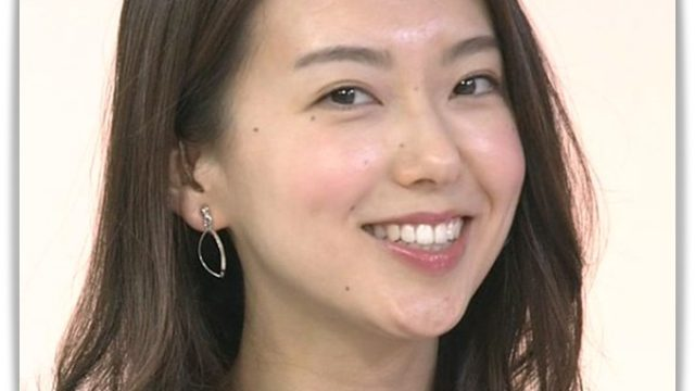和久田麻由子アナ