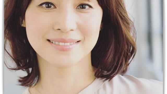 石田ゆり子の可愛い画像