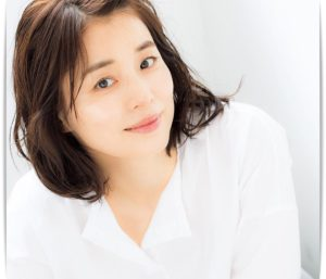 石田ゆり子のかわいい画像