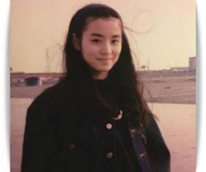 石田ゆり子の若い頃