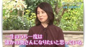 サワコの朝に出演した石田ゆり子