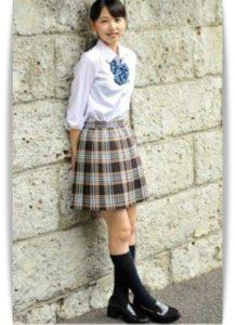 桜井日奈子の高校時代
