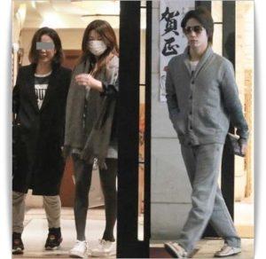 深田恭子と亀梨和也フライデー