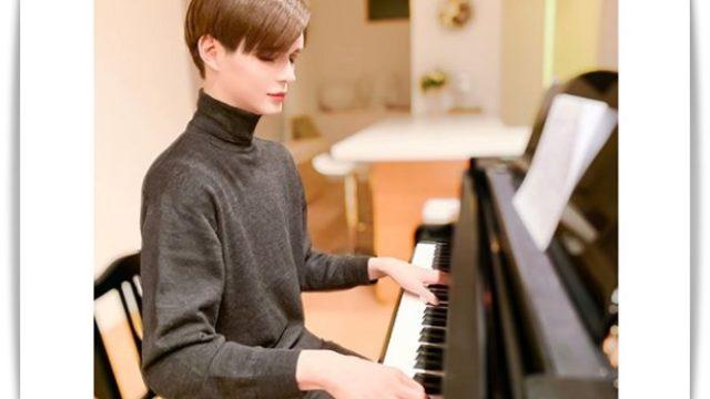 mattとピアノ演奏