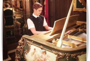 mattのピアノ演奏