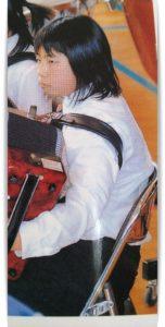 餅田コシヒカリの昔の幼少期画像