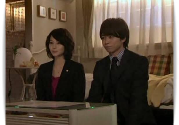 櫻井翔と堀北真希