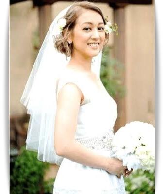 SHELLYの花嫁姿