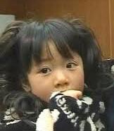 亀田姫月の幼少期画像