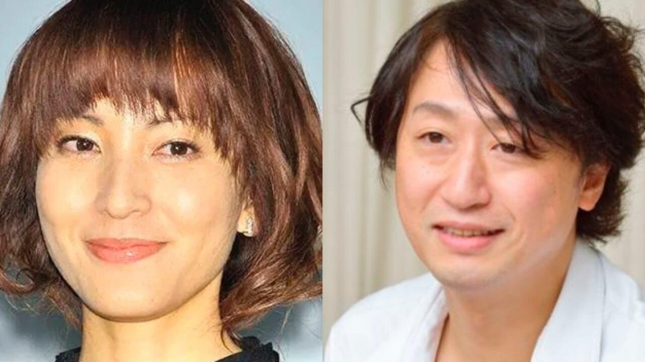 喜多村緑郎と鈴木杏樹
