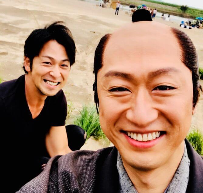 喜多村緑郎の時代劇出演
