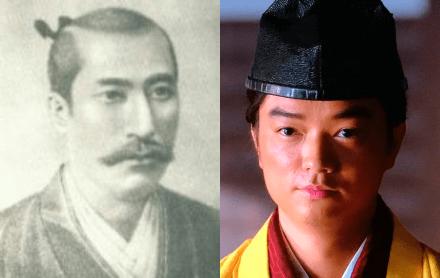 染谷将太の織田信長顔比較