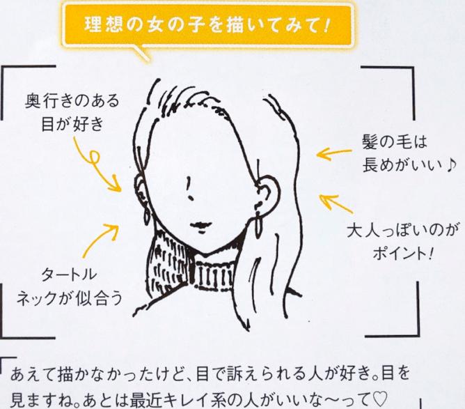 高橋海人の理想の女子